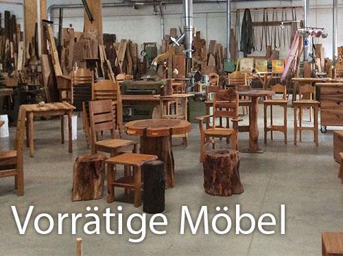 Vorrätige Möbel
